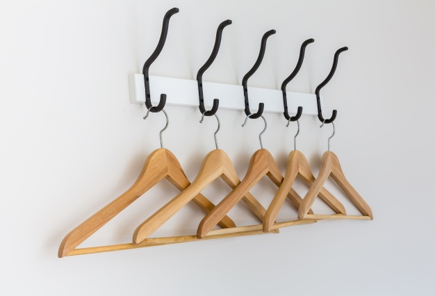Luxury Wooden hangers and its customized usage
